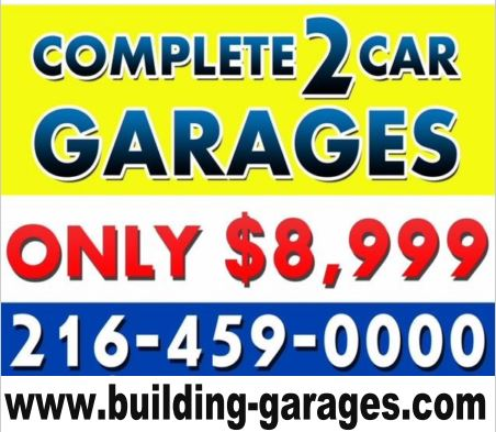 How much does it cost to build garage?
